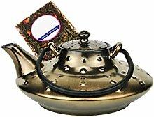 MamboCat Japanische Teekanne Keramik Honshu mit