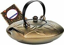 MamboCat Japanische Teekanne Keramik Kyoto mit
