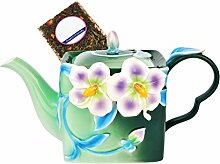 MamboCat Manufaktur-Teekanne mit Persian-Dekor -