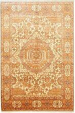 Mamluk Teppich Orientalischer Teppich 273x186 cm,