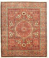 Mamluk Teppich Orientteppich 298x251 cm, Pakistan