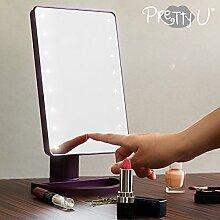 Mamzelle Ô Spiegel LED Tischleuchte Pretty U