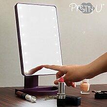 Mamzelle oder Preety U Spiegel LED Desktop-,