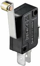 Manax Mikro-/Wechselschalter, 1 polig, 10-er Set, 1 Stück, 10184