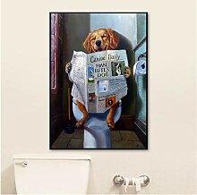 manbgt Nette Plakate und Drucke Badezimmer Zimmer