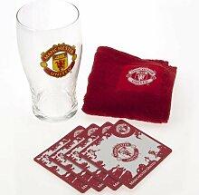 Manchester United F.C. mini bar set PT- mini bar