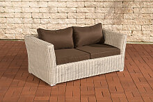 Mandal 2er Sofa