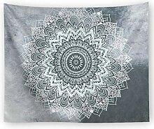 Mandala Wandteppich Indisch Orientalisch Hippie