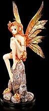 Manga Elfen Figur - Ciira die Herbstkönigin |