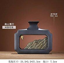 mangege Neue Chinesische Zen blumenschmuck
