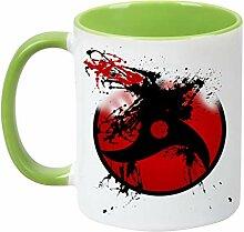 Mangekyou Itachi Tasse - Naruto - Kaffeetasse -