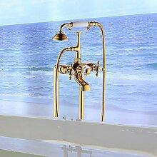 MangeooIm europäischen Stil antik Kupfer Gold