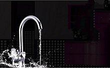 Mangeoo Küche Armatur, Waschtisch Armatur, Küche Wasseranschluß, Sanitärarmaturen, Kupfer Wasserhahn