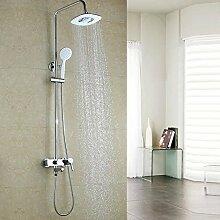 Mangeoo Kupfer dusche wc Badeanzug bad Armatur Multifunktions einstellbare Haushalt Dusche