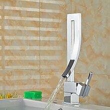 MangeooMessing verchromt Badezimmer Waschtisch