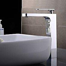 Mangeoo Waschbecken Wasserhahn - Diffusion Chrome
