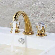 Mangeoo Waschbecken Wasserhahn Für Badezimmer -