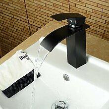 Mangeoo Waschbecken Wasserhahn mit heißem und