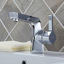 Mangeoo Waschbecken Wasserhahn_Wasserhahn Messing