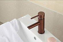 Mangeoo Wenn das Wasser_Waschtisch Armatur bad Waschbecken Wasserhahn warmes und kaltes Niedrige führenden klassischen Farbe