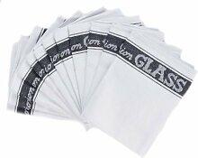 Manita - Geschirrtücher Leinen Union Glas Tücher