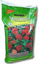 Manna Rosendünger 20 kg Blumendünger