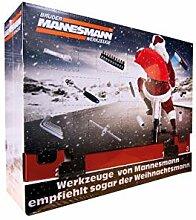Mannesmann 131 teiliger Werkzeug Adventskalender,