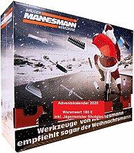 Mannesmann Adventskalender 2020 Werkzeug MM2-WERT