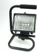 Mannesmann Halogenlampe 400 W, mit Ständer, M