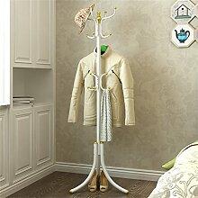 Mantel Racks Landung Einfache moderne Kleiderbügel Einfache Eisen Hanging Frame Creative ( farbe : #3 )
