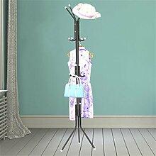 Mantel Racks Landung Einfache moderne Kleiderbügel Einfache Eisen Hanging Frame Creative ( farbe : #5 )