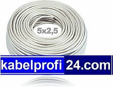 Mantelleitung NYM-J 5x2,5mm² -25m Ring - NYMJ