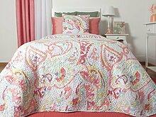 Manterol Bettwäsche Haus Tagesdecke Mehrfarbig
