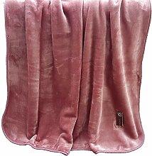 Manterol Decke Polo Color Altrosa,