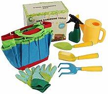 MANTFX 3 Stück Kinder Pflanzwerkzeuge, Kinder