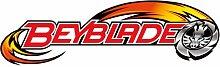 mantiburi FensterSticker Beyblade - Metal Fury Logo Anime 110x31cm / nicht spiegel-/seitenverkehr