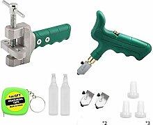 MantisTol Glasschneider-Werkzeug-Set,