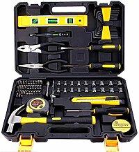 Manuelle Hardware Werkzeugkoffer Set