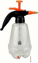 Manuelle transparente wasser-dosen,blumentopf,wasser-flasche,kleine gartenarbeit werkzeuge,kleine sprayer-F