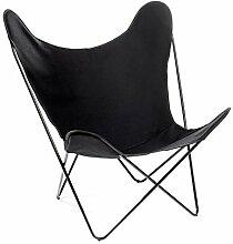 Manufakturplus Butterfly Chair Hardoy - Baumwolle