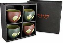 MAOCI - Japan Design Teebecher/Teacup 4er