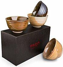 MAOCI - Japan Design Teebecher/Teeschalen 4er