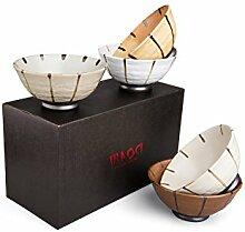 MAOCI - Japan Design Teebecher/Teeschalen 5er