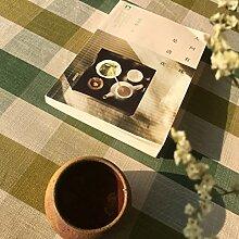 Maoge Home tischdecke,Vintage