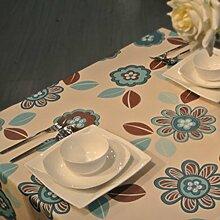Maoge Home tischdecke,Vintage tischdecke.Stoff