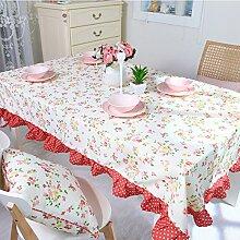 Maoge Home tischdecke,Vintage tischdecke,warme