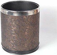 maomaomiyami Leder-Tissue-Box, quadratische