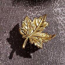 Maple Leaf Ziehgriff Kreative Schranktürgriffe