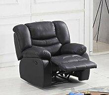 Mapo Möbel Leder Fernsehsofa Relax-Sessel