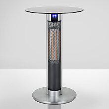 MARA Stehtisch Heizstrahler | Ø600mm | Infrarot |